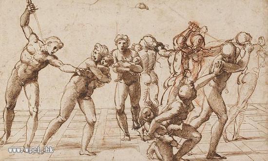 诸圣婴孩殉道庆日,约1509-1510